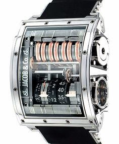 cool watch by Jacob & Co.