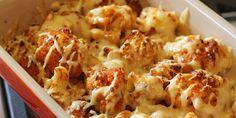 Spicy Cauliflower Cheese Recipe | Lifestyle