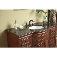Stufurhome Yorktown 48-inch Single Sink Vanity - 12129930 - Overstock - Great Deals on Stufurhome Bathroom Vanities - Mobile