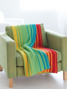 Crochet Temperature Afghans & Blankets - Yarnspirations Blog
