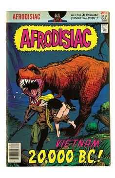 Afrodisiac - Jim Rugg