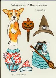 I thought we needed a little bit of childhood fun. Welcome Aida Annie to Corgis by the Sea! She brings back the fun of a simpler time. Paper Doll Craft, Doll Crafts, Paper Toys, Paper Crafts, Paper Animals, Vintage Paper Dolls, Child Love, Beautiful Dolls, Amazing Art