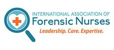 The new logo for the International Association of Forensic Nurses.
