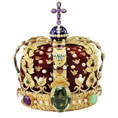 September 7,1818 – Carl III of Sweden-Norway is crowned king of Norway, in Trondheim. | NORWAY - CARL III JOHAN CROWN