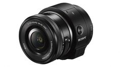 Sony QX1 brings a huge sensor and pro lenses to the smartphone market