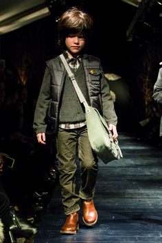 Bonpoint Winter 2014 Fashion Show #Bonpoint #FashionShow #kidsfashion