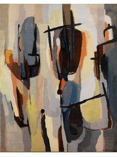 Giuseppe Santomaso, 1907 Venedig – 1990 Venedig