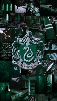 Which Hogwarts House Do You Belong To Slytherin Slytherin Wallpaper Harry Potter Wallpaper Harry Potter Background