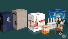 Packaging Design von Dubach.digital #Etiketten #Packaging #Grafikdesign #Design #Kreativ #Dubach.digital