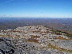 Mount Monadnock is a great hike.