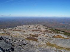 Mount Monadnock is a great hike.