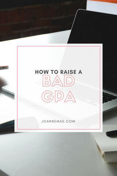 I've made a lot of mistakes so far, but my worst one is starting my college career with a low GPA. But I'm slowly raising it up, and, if you're in the same pickle as me: you can too! // #college #studying #grades