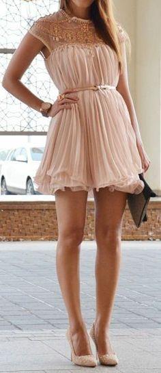 Pleated sleeveless mini dress fashion