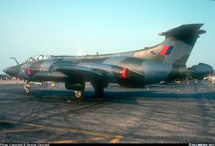 Hawker Siddeley Buccaneer S2B aircraft picture