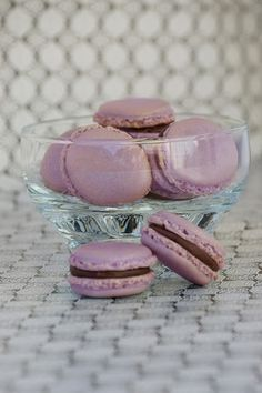 Cupcakes are my new love: macarons