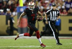 Colin Kaepernick Photos - Minnesota Vikings v San Francisco 49ers - Zimbio