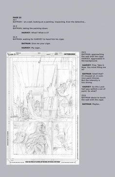 Greg Capullo pencil art on Batman Make A Comic Book, Comic Books, Court Of Owls, Balloon Words, Greg Capullo, A Comics, Pencil Art, Detective, Line Art