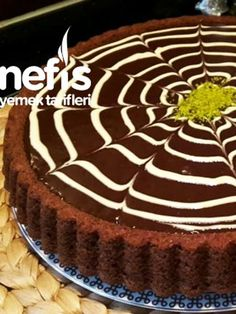 Çikolata Soslu Pamuk Tart Kek – Nefis Yemek Tarifleri Cotton Tart Cake with Chocolate Sauce # çikolatasoslupamuktartkek the the Sweet Recipes, Cake Recipes, Dessert Recipes, Desserts, Yummy Recipes, Charlotte Cake, Bon Dessert, Tasty, Yummy Food