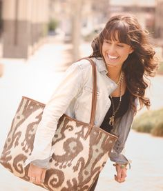Design your own Ravenna Bag at Veeshee.com #veeshee