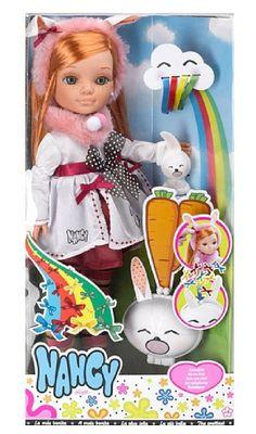 Nancy - Arco iris (Famosa 700010093): Amazon.es: Juguetes y juegos