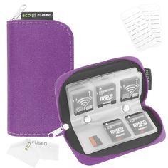 Speicherkarten- Tragetasche - Geeignet für SDHC: Amazon.de: Kamera