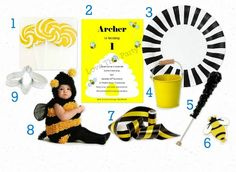 Bumble Bee Party Ideas Inspiration