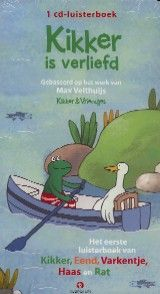 Kikker is verliefd - Max Velthuijs (luisterboek)