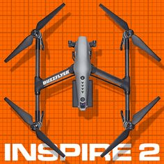DJI Inspire 2 now available to pre-order from Buzzflyer