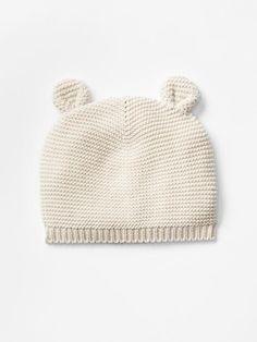 Knit Bear Hat, Gap, Assorted Colors