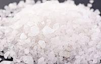 Bandaże i opatrunki z soli