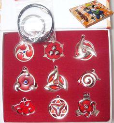 Naruto Necklace Keychain NANL0780