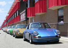 Porsche 911 Line Up