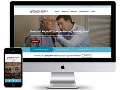 Hearing Doctors of Kansas  - Manhattan, KS | Website Design, Digital Marketing, Video Production - NBCG