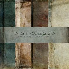 Check out Distressed fine art textures by 2 Lil Owls Studio on Creative Market