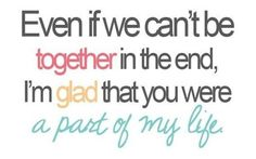 Even If We Can't..