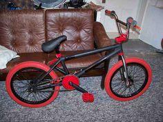 Custom Painted Bmx Bikes
