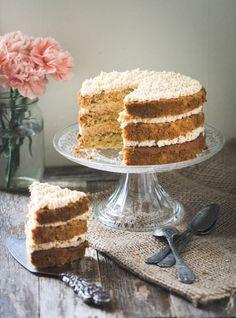 Layer cake à la noisette | Jujube en cuisine