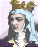 Marguerit Countess of Provence,  Queen of France married to Louis IX  25th GGM