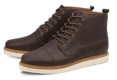 feecb297a9c We are totally digging the contrast rubber sole look that s been all over  men s footwear lately