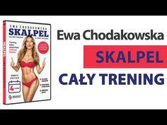 Ewa Chodakowska SKALPEL - YouTube Butt Workout, Zumba, Videos, Pilates, Cardio, Youtube, Yoga, Motivation, Sports