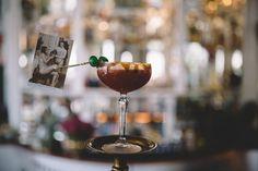 INGREDIENTS HMM... Forbidden Pleasure - Ron Prohibido, Bergamot Liquor, Chipotle syrup, Lemon Juice, Latex bitters & Raspberries