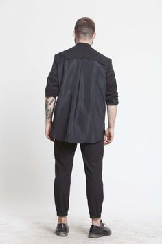 Viscose shirt. Conspiracy collection on www.individuell.it/shop