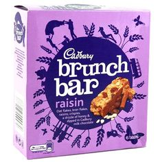 Cadbury Brunch Bar Raisin |