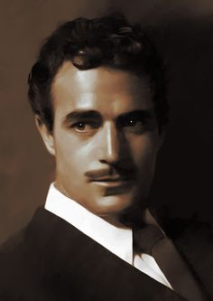 Painting - Hollywood Classics, Gilbert Roland, Actor by Esoterica Art Agency , Hollywood Icons, Hollywood Actor, Golden Age Of Hollywood, Vintage Hollywood, Hollywood Stars, Hollywood Actresses, Classic Hollywood, Actors & Actresses, Gilbert Roland