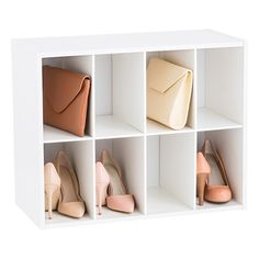 The Container Store 8-Pair Shoe Organizer - BestProducts.com