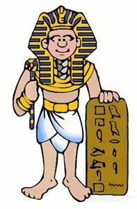 El Faraón y la sandalia