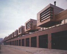 Neutelings Riefijk - Row Housing