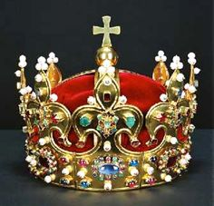 The Crown of Bolesław I the Brave was the coronation crown of the Polish monarchs.