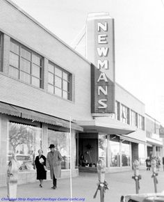 Newman's moved to the mall in 1984. This was my first job!