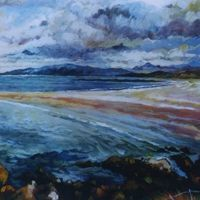 Buy Irish Art in Donegal art galleries on the Wild Atlantic Way, paintings and prints of Ireland